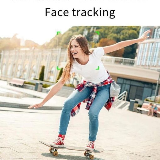 360 object tracking holder Face tracking