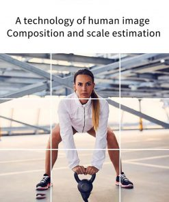 360 object tracking holder a technology of human image composition