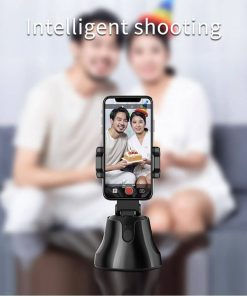 360 object tracking holder intelligent shooting