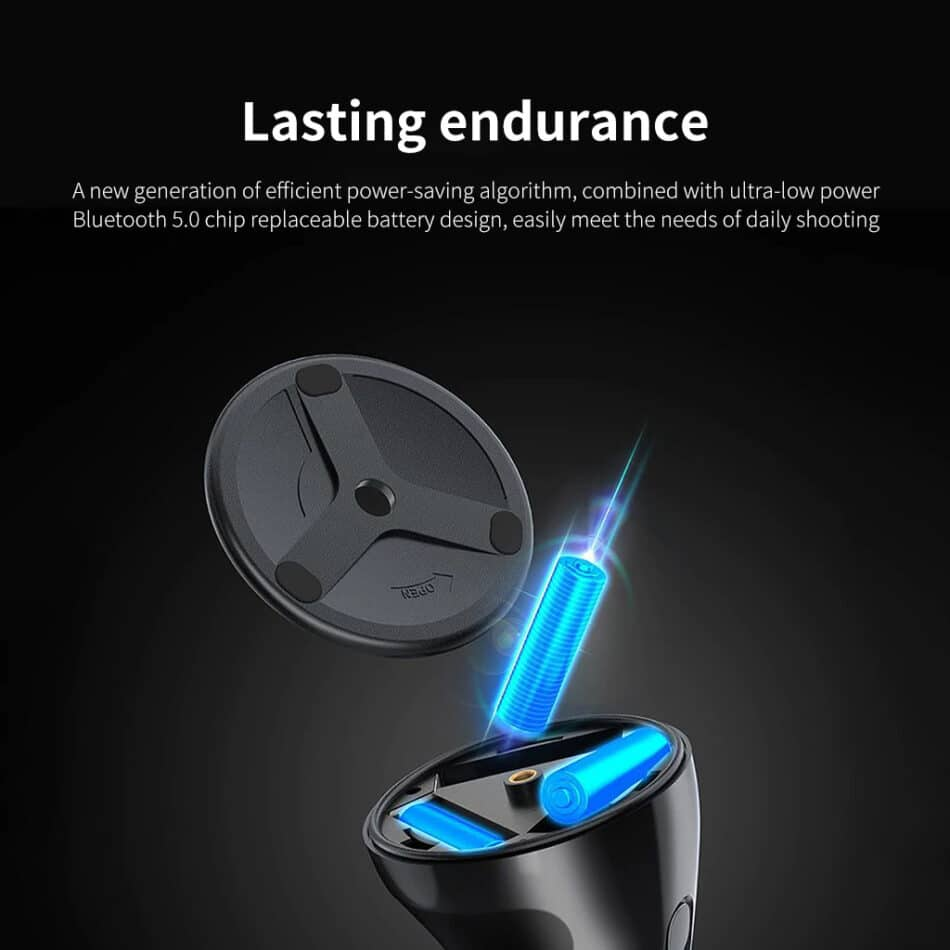360 object tracking holder lasting endurance