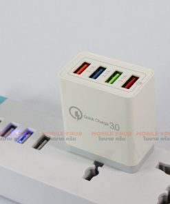 4 USB Charger Quick Charge 3-6