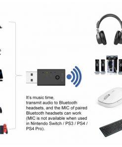Bluetooth 5.0 Audio Transmitter aptX LL_Realproduct 2