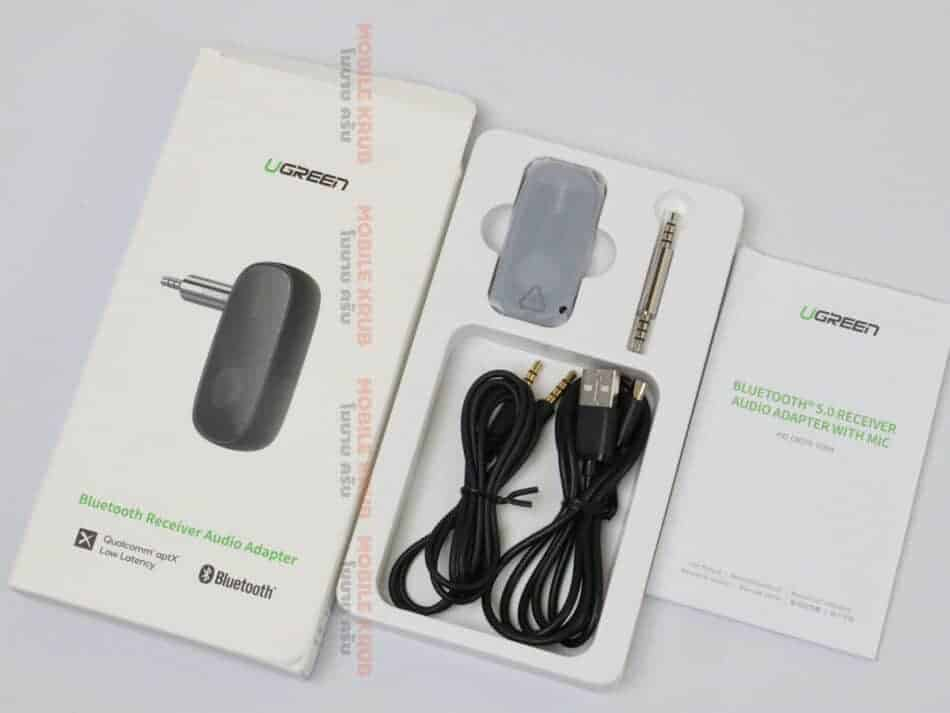 Ugreen Bluetooth Receiver 5.0 real Product 04