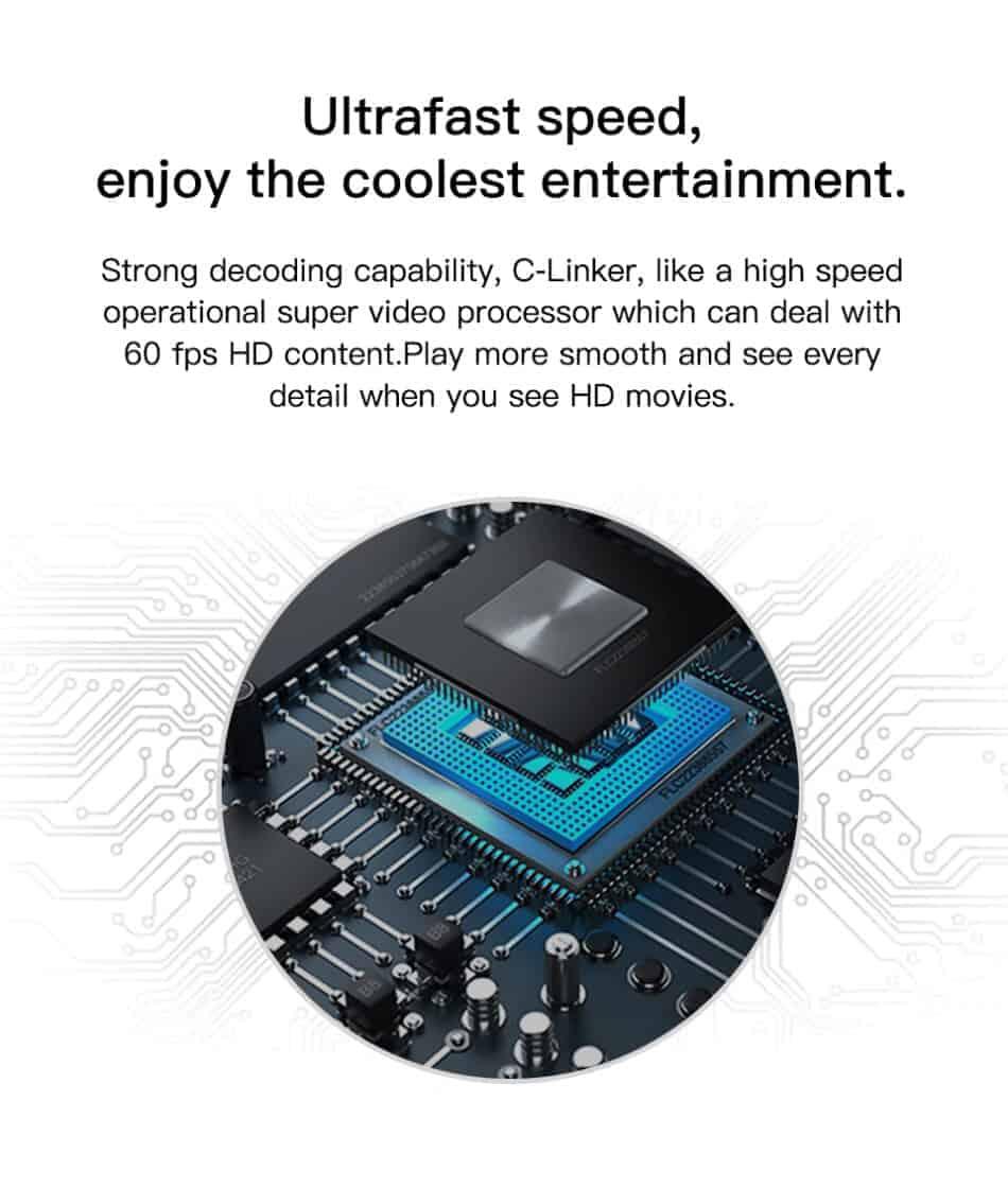 iphone-to-tv-GGMM Ultrafast speed