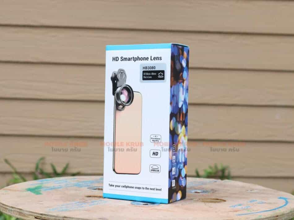 APEXEL HD optic camera phone lens 30-80mm macro lens fontbox