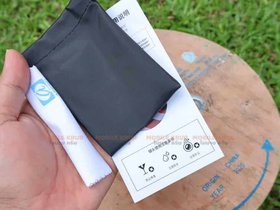 APEXEL HD optic camera phone lens 30-80mm macro lens free bag