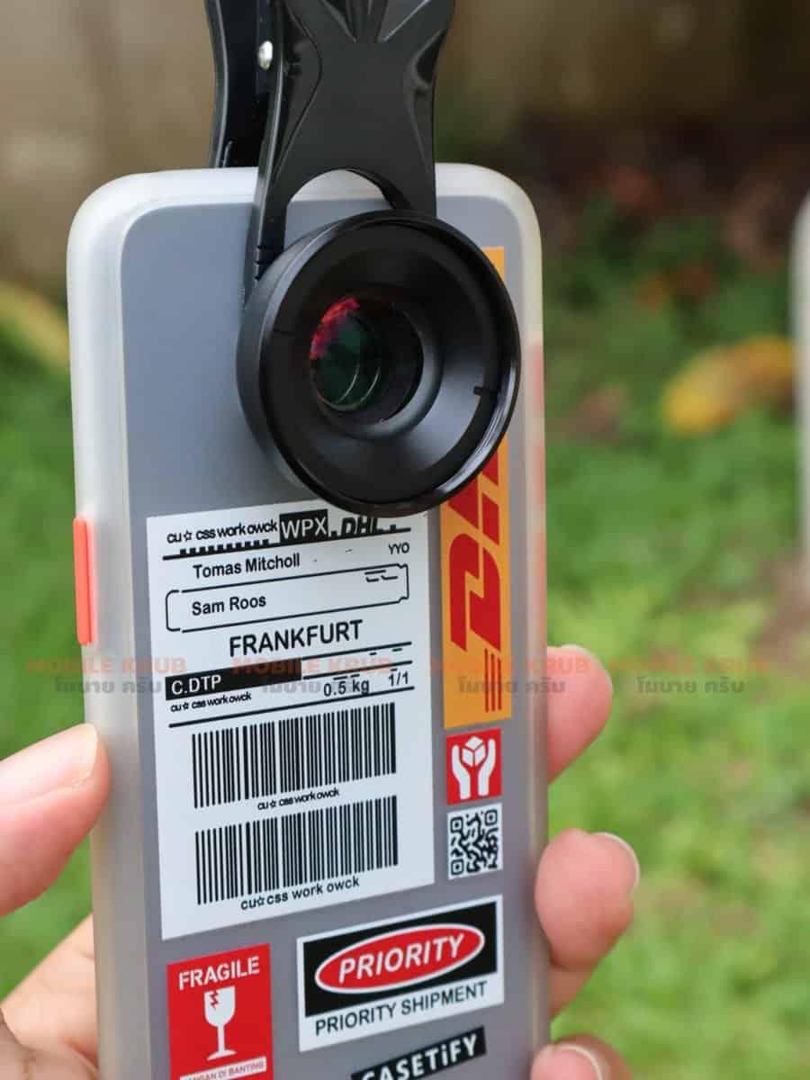 APEXEL HD optic camera phone lens 30-80mm macro lens real product 10