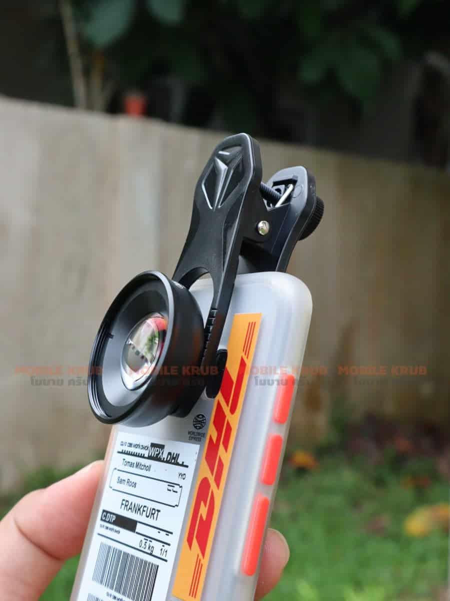APEXEL HD optic camera phone lens 30-80mm macro lens real product 15