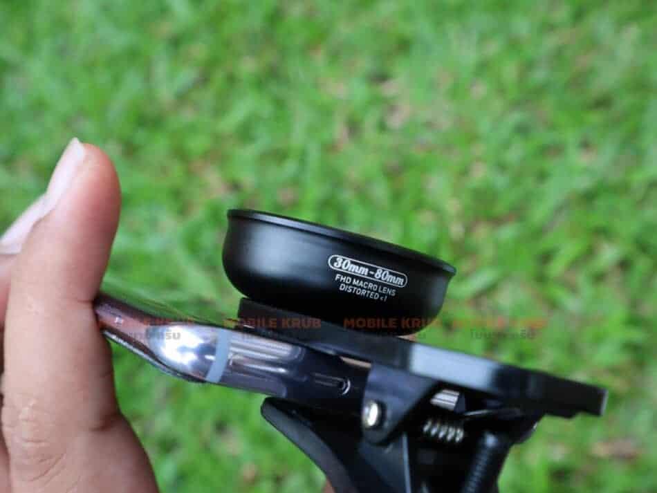 APEXEL HD optic camera phone lens 30-80mm macro lens real product 24