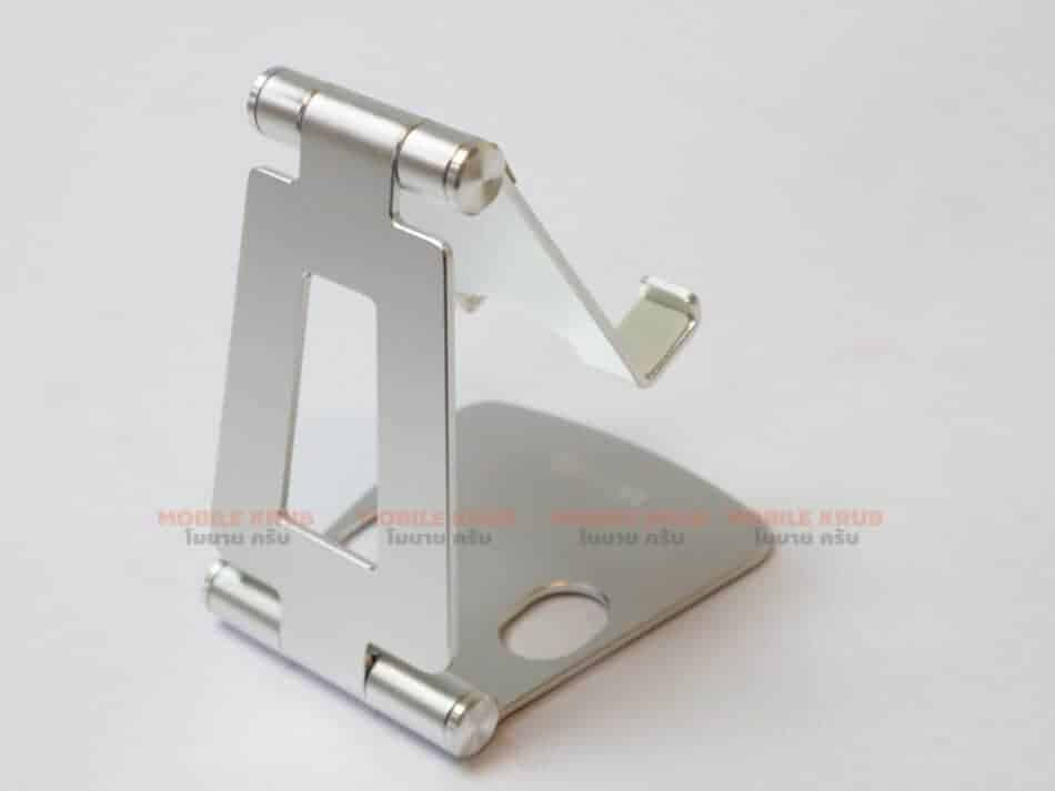 Foldable Aluminum stand for smart phone lzj01 real Product 02