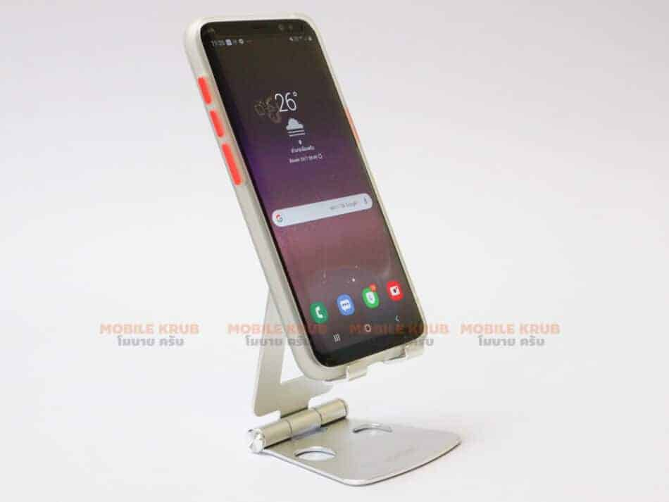 Foldable Aluminum stand for smart phone lzj01 real Product 12