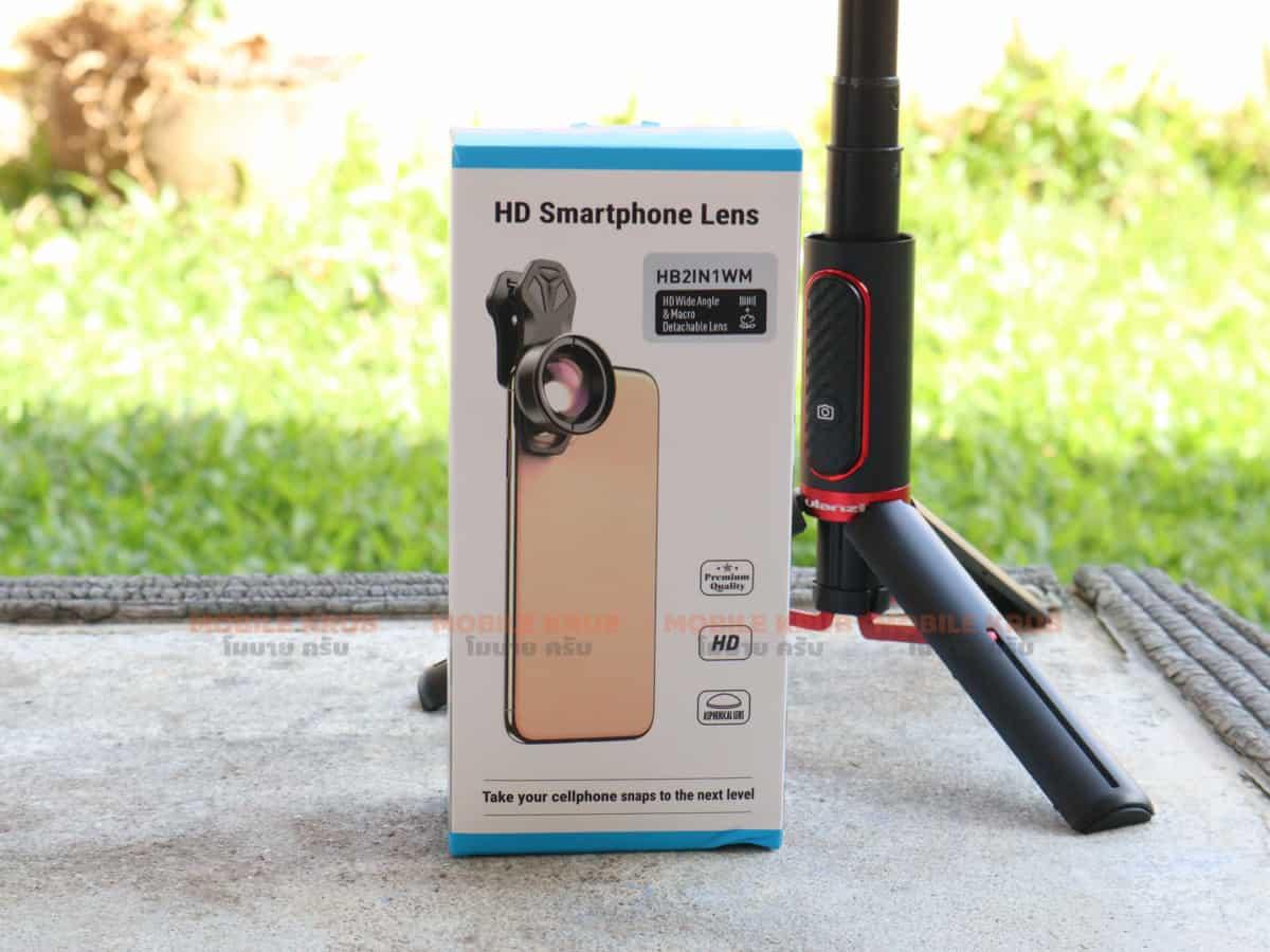 APEXEL HD Camera Phone Lens kit 120 degree 4K Wide angle 10x macro lens real product 01