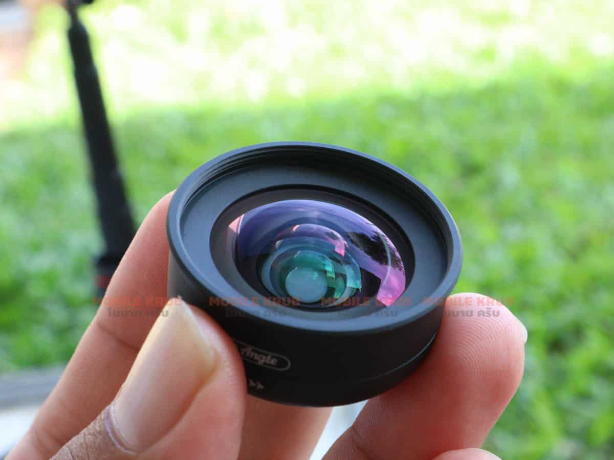 APEXEL HD Camera Phone Lens kit 120 degree 4K Wide angle 10x macro lens real product 06