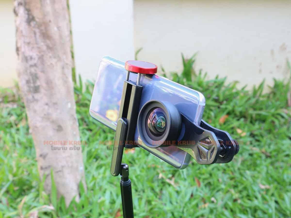APEXEL HD Camera Phone Lens kit 120 degree 4K Wide angle 10x macro lens real product 12