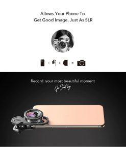 APEXEL optic phone lens HD 170 degree super wide 04
