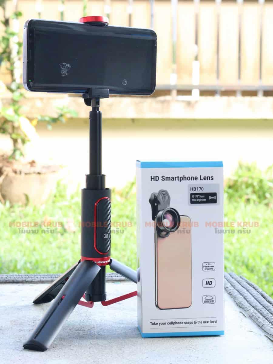 APEXEL optic phone lens HD 170 degree super wide Real Product 01