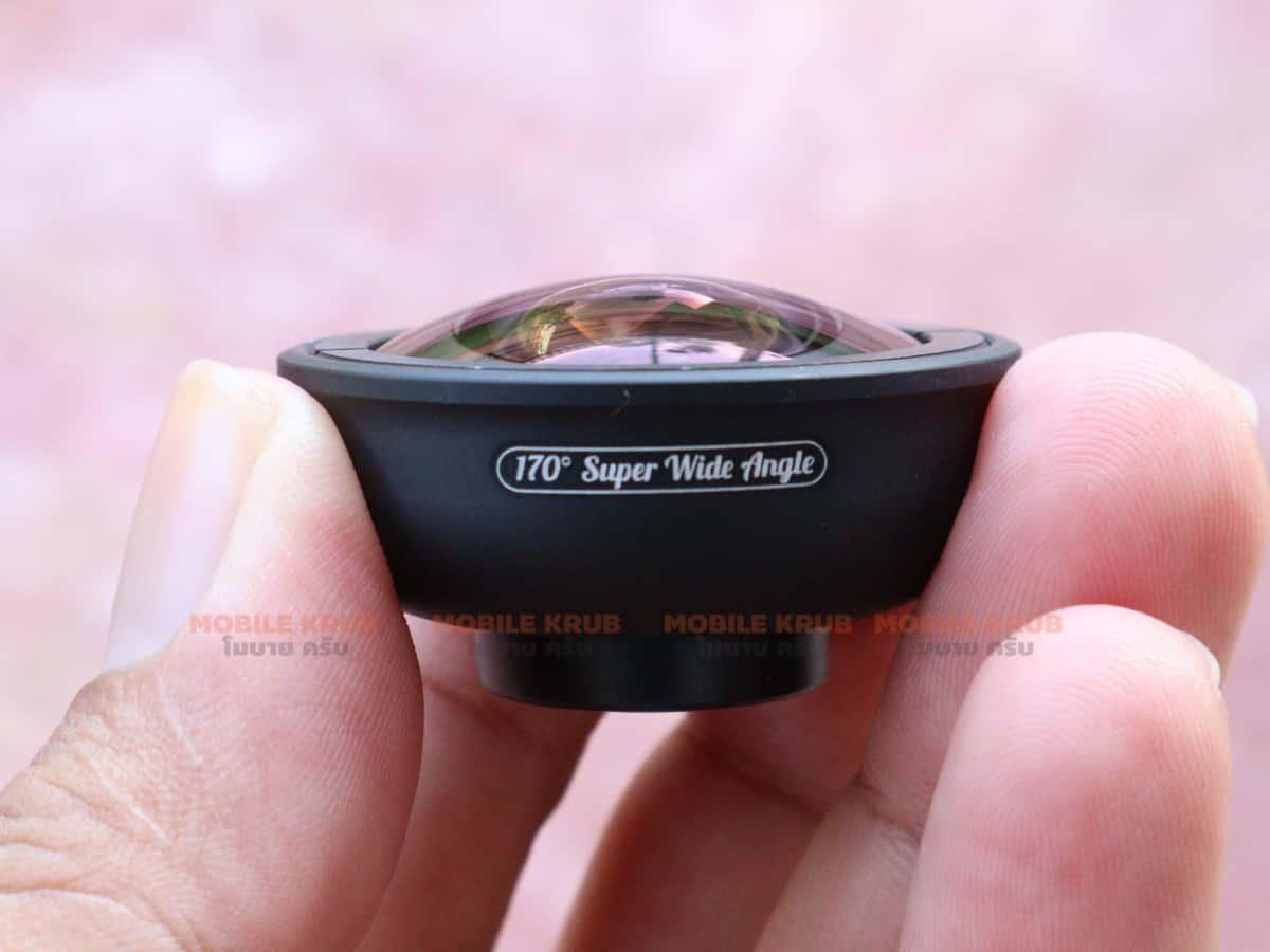 APEXEL optic phone lens HD 170 degree super wide Real Product 04