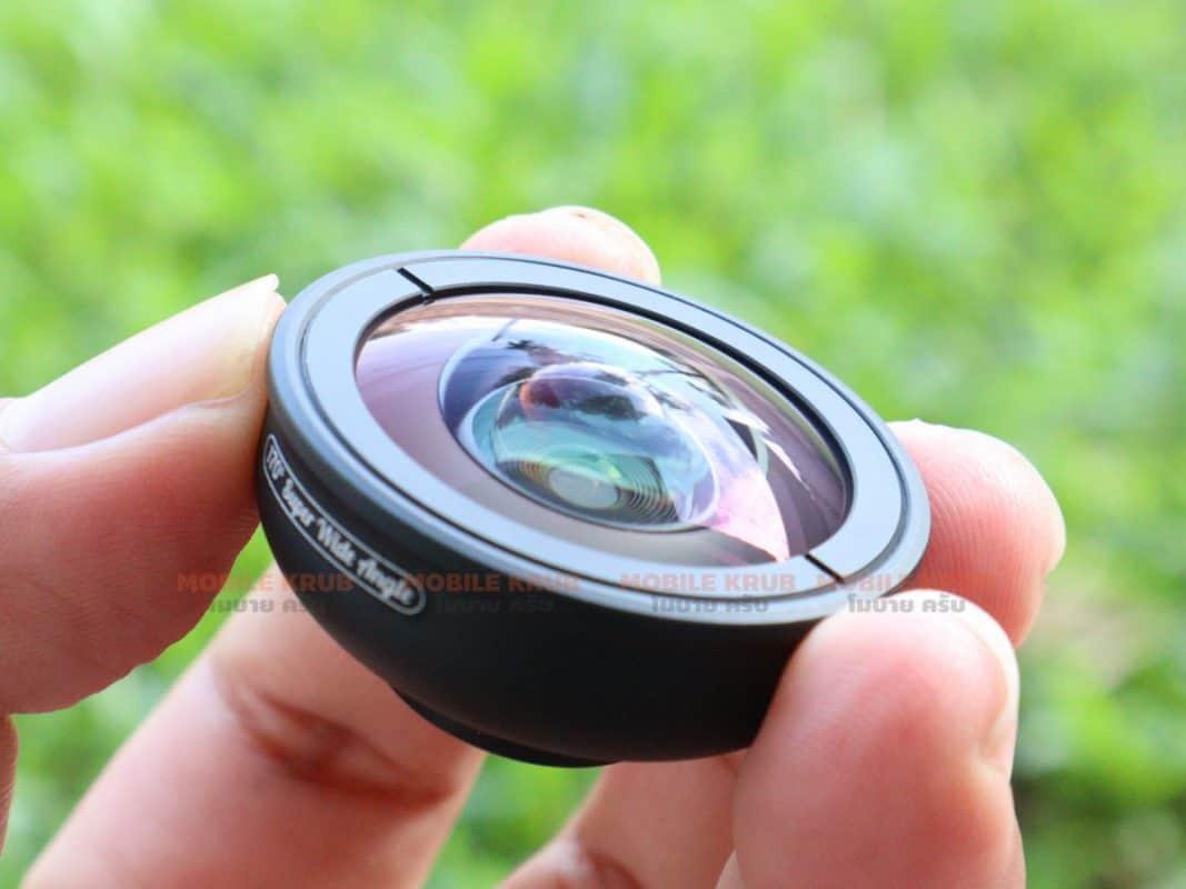APEXEL optic phone lens HD 170 degree super wide Real Product 06