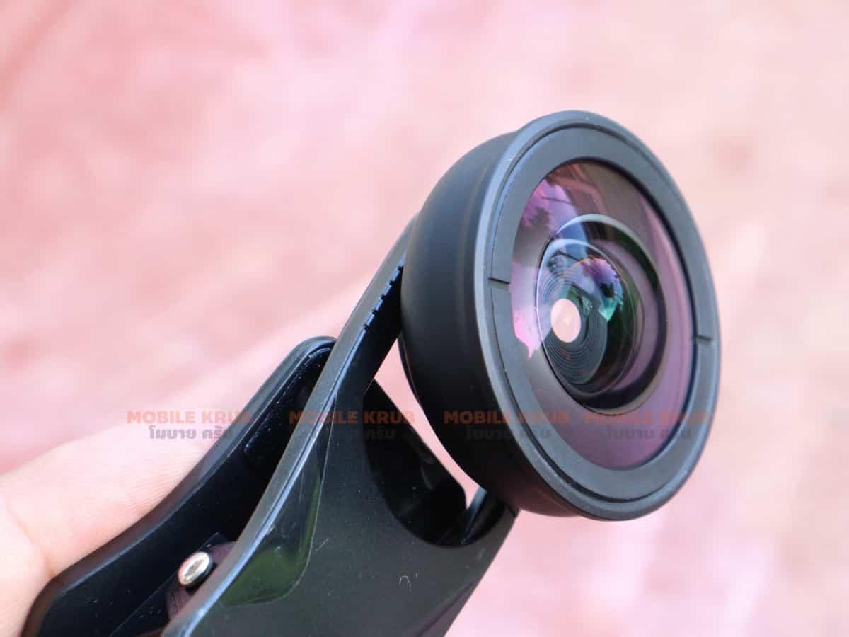 APEXEL optic phone lens HD 170 degree super wide Real Product 07