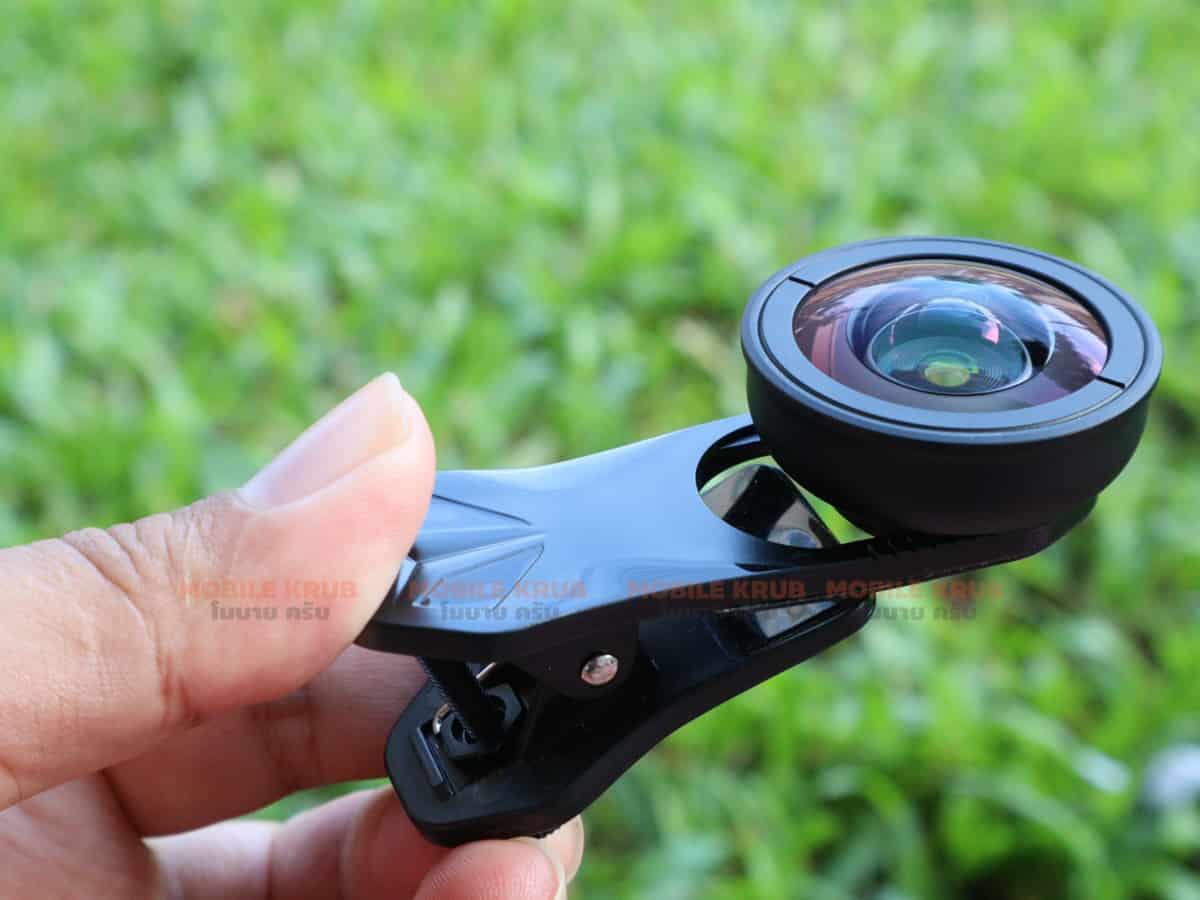 APEXEL optic phone lens HD 170 degree super wide Real Product 08
