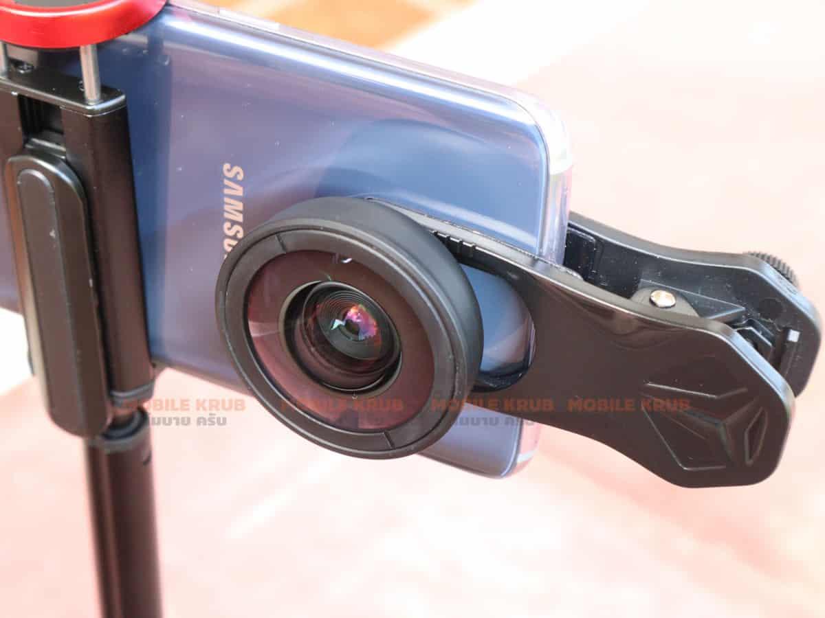 APEXEL optic phone lens HD 170 degree super wide Real Product 09