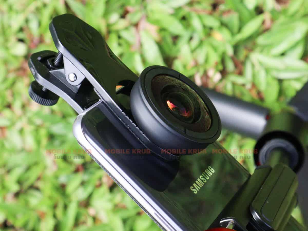 APEXEL optic phone lens HD 170 degree super wide Real Product 11