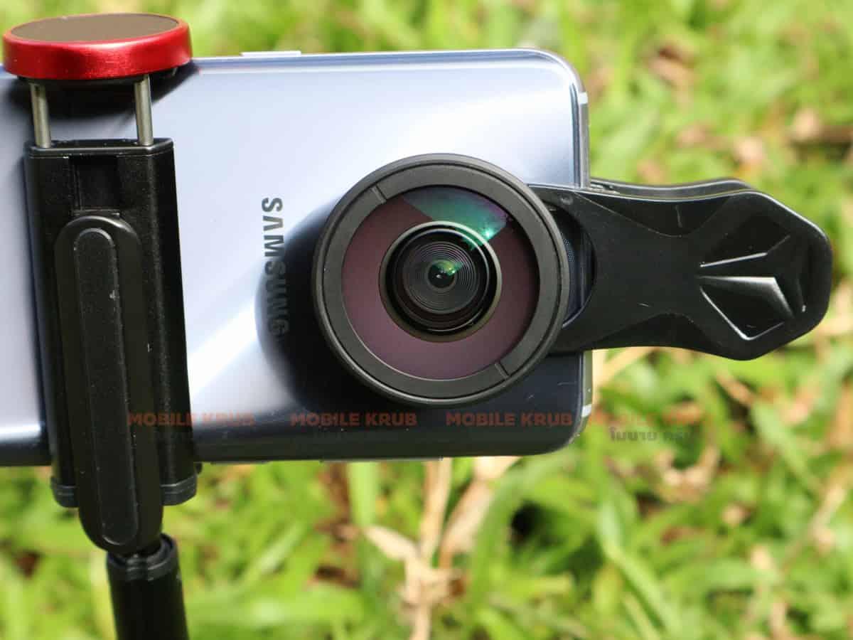 APEXEL optic phone lens HD 170 degree super wide Real Product 12