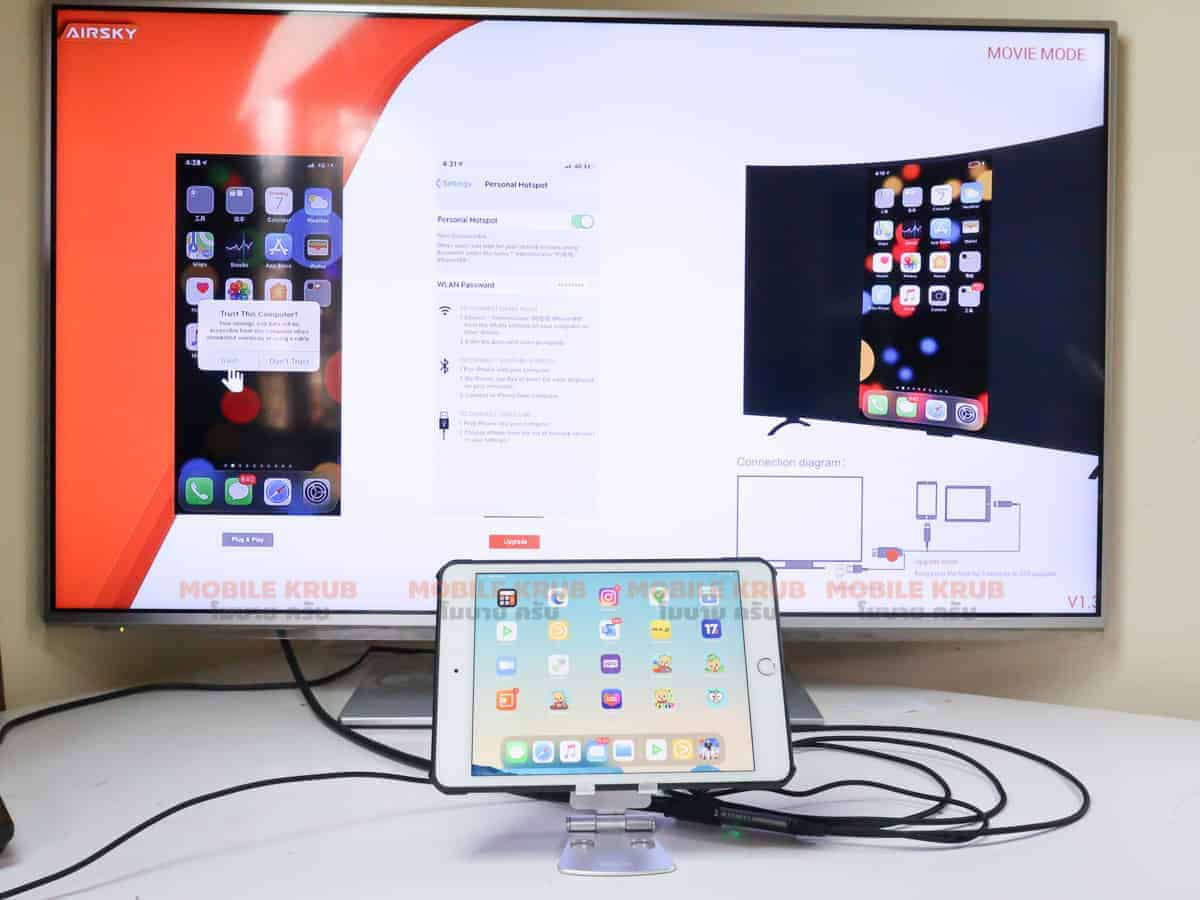 4K iOS To HDMI Cable Discription 16