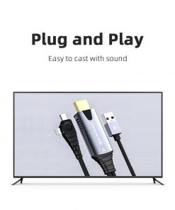 4K iOS To HDMI Cable Display 05