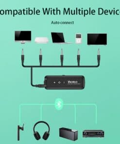 Bluetooth 5.0 Audio Transmitter Receiver - ZF-360B 4 in 1-04
