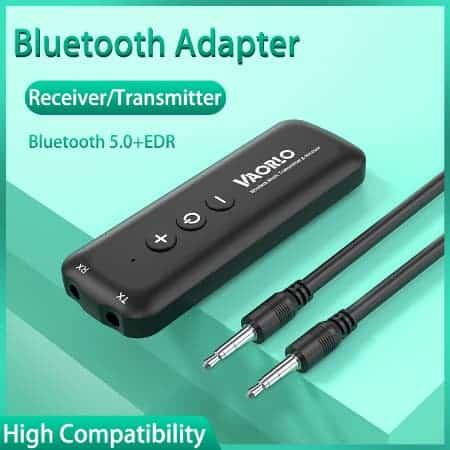 Bluetooth 5.0 Audio Transmitter Receiver - ZF-360B 4 in 1-05