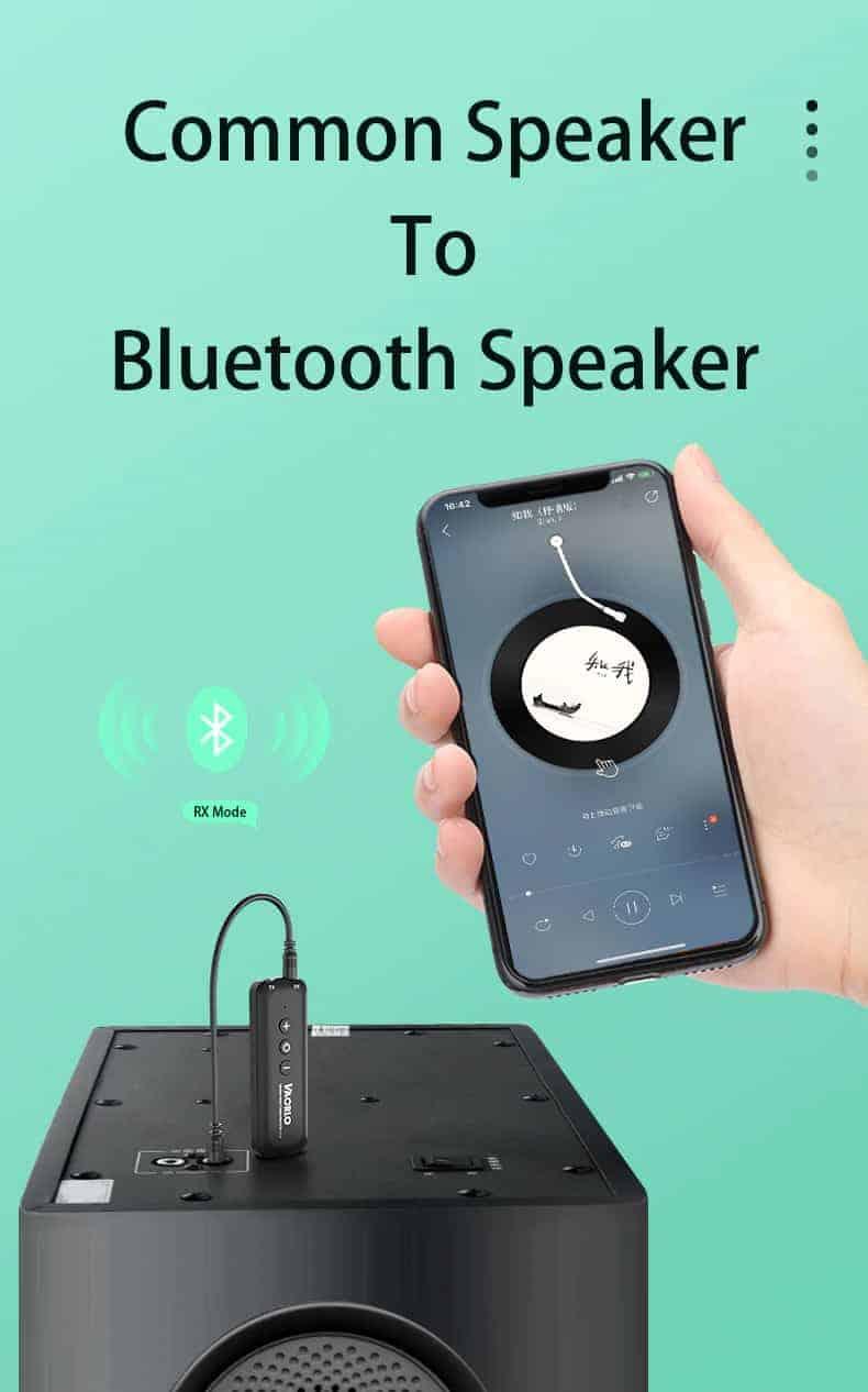 Bluetooth 5.0 Audio Transmitter Receiver - ZF-360B 4 in 1- discription-06