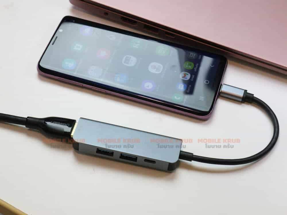 Unnlink USB C HUB Type C HUB 14
